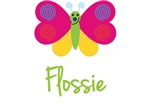 Flossie The Butterfly