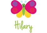 Hilary The Butterfly