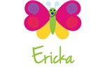 Ericka The Butterfly