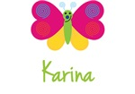 Karina The Butterfly