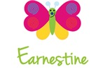 Earnestine The Butterfly