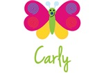Carly The Butterfly