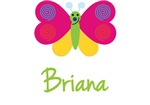 Briana The Butterfly