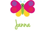Janna The Butterfly