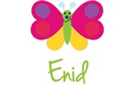Enid The Butterfly