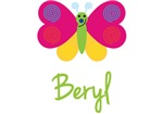 Beryl The Butterfly