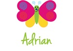 Adrian The Butterfly
