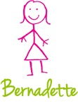 Bernadette The Stick Girl