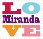 I Love Miranda