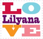 I Love Lilyana