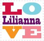 I Love Lilianna
