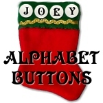 Mini Alphabet Buttons