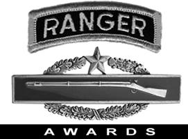 Awards and Badges Section