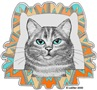 Border Cat t-shirts and gifts