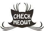 Check Meowt Kitty Cat Meow