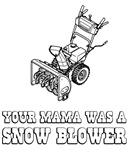 Yo Momma Robot Joke - Mama Was A Snow Blower