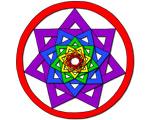 21. Heptagrams - Color