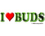 49. I Love Buds