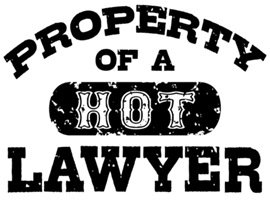 Property of a Hot Lawyer