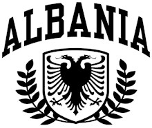 Albania t-shirts