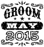 Groom May 2015  t-shirt