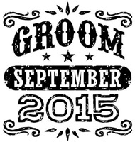 Groom September 2015 t-shirt