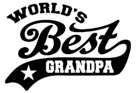 World's Best Grandpa t-shirts