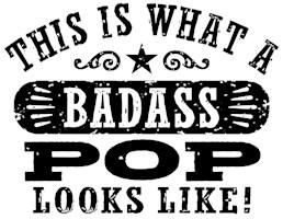 Badass Pop t-shirts