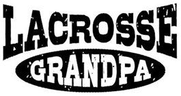 Lacrosse Grandpa t-shirt