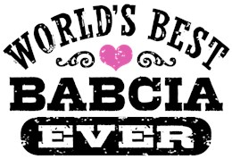 World's Best Babcia Ever t-shirt