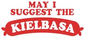 Funny Polish Kielbasa t-shirt