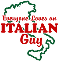 Everyone Loves an Italian Guy t-shirt