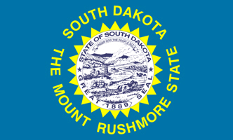 South Dakota t-shirts and gifts