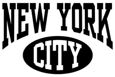 New York City t-shirts