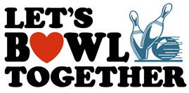 Let's Bowl Together t-shirts
