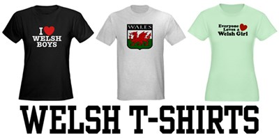Welsh t-shirts