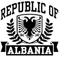 Republic of Albania t-shirts