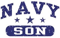 Navy Son t-shirt