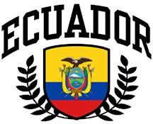 Ecuador t-shirts
