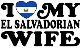 I Love My El Salvadorian Wife t-shirts