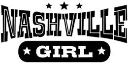 Nashville Girl t-shi