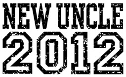 New Uncle 2012 t-shirt