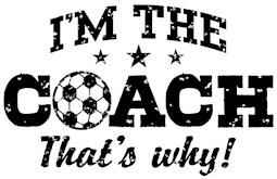 Soccer Coach t-shirts