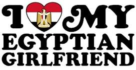 I Love My Egyptian Girlfriend t-shirts