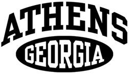 Athens Georgia t-shirts