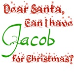Dear Santa.. Jacob?