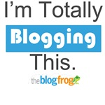I'm Totally Blogging This