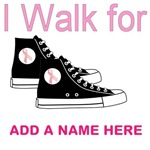 Breast Cancer Walk Template