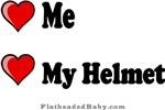 Love Me, Love My Helmet