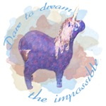 Dare to Dream the Impossible Unicorn